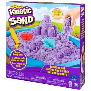 KINETIC SAND SET COMPLET MOV