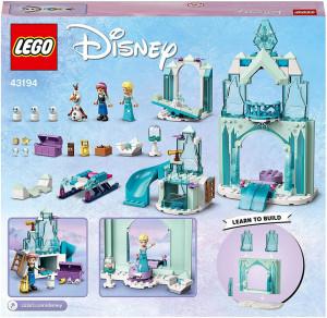 LEGO ǀ DISNEY TINUTUL MINUNILOR DIN REGATUL DE GHEATA AL ANNEI SI ELSEI 43194