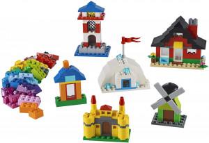 LEGO CARAMIZI SI CASE