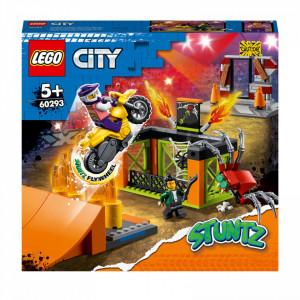 LEGO CITY PARC DE CASCADORII 60293