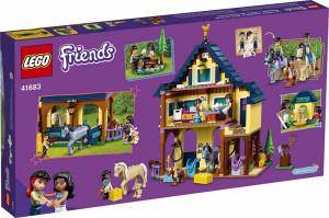 LEGO FRIENDS CENTRUL DE ECHITATIE DIN PADURE