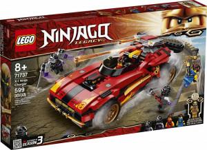 LEGO NINJAGO INCARCATOR NINJA X-1 71737