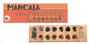 Mancala (Kalaha) joc de societate Egmont toys