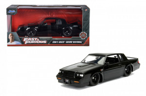 MASINUTA METALICA FAST AND FURIOUS 1987 BUICK SCARA 1 LA 24