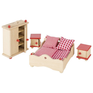 Mobilier pentru casa de papusi - Dormitor