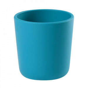 Pahar silicon Albastru