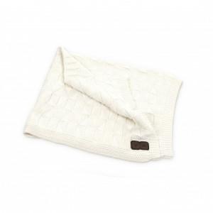 Paturica tricotata Cream ABC Design