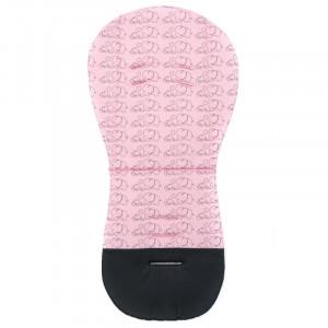 Perna cu memorie pentru carucior Elephant pink Filliikid