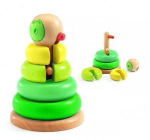 Piramida Montessori Tournitwist Djeco