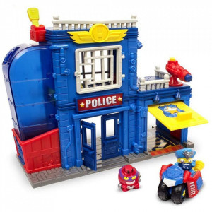 Set Magicbox Toys Super Zings Sectia de politie