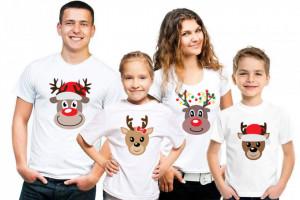 Set Printat Reindeer