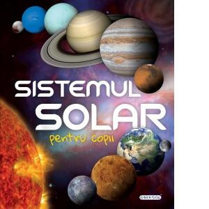 Sistemul solar pentru copii - Carte povesti pentru copii