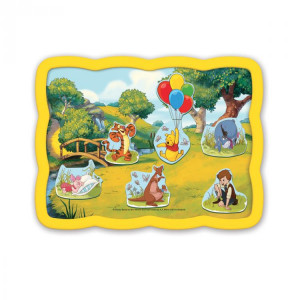 Smart Puzzle - Winnie the Pooh
