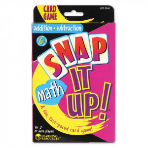 Snap It Up!® - Joc pentru adunari si scaderi