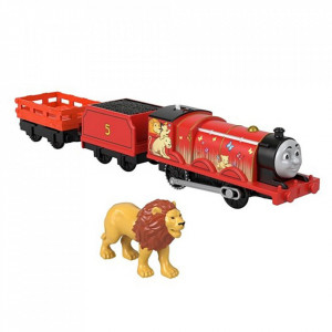 Tren Fisher Price by Mattel Thomas and Friends Lion James