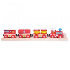 Trenuletul pompierilor