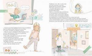 Vraja ecranelor - Ema si Eric regasesc placul de joc - Carte povesti pentru copii