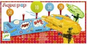 Aqua Pop, joc cu apa, Djeco