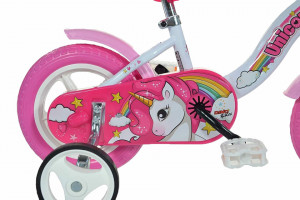 Bicicleta copii 10'' - UNICORN
