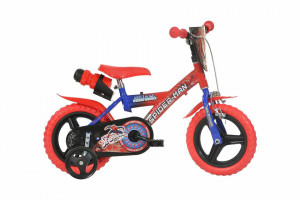 Bicicleta copii 12'' Spiderman