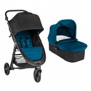 Carucior Baby Jogger City Mini GT2 Mystic sistem 2 in 1
