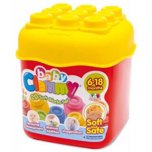 Clemmy - Set 20 Cuburi In Cutie