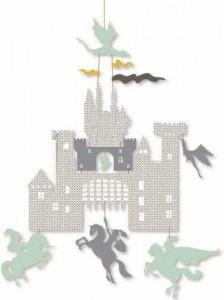 Decoratie mobil Castel