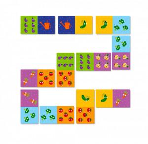 Domino - Legume (28 piese)