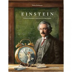 Einstein. Calatoria uimitoare a unui soricel in timp si spatiu