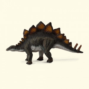 Figurina dinozaur Stegosaurus pictata manual L Collecta