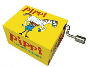 Flasneta Fridolin Pippi Langstrumpf,