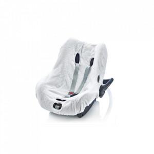 Husa scaun auto 0-13 kg BabyJem Seat Cover White