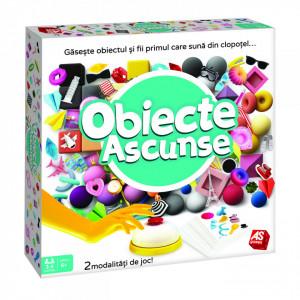 JOC DE SOCIETATE OBIECTE ASCUNSE