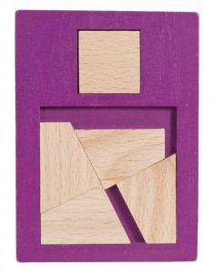 Joc logic din lemn extra piesa-1