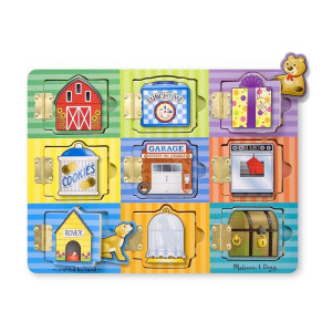 Joc magnetic ascunde si gaseste Melissa and Doug