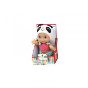 Jucarie Papusa Baby 14 cm. Panda 2A+ A Haberkorn