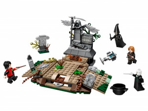 LEGO HARRY POTTER ASCENSIUNEA LUI VOLDEMORT 75965