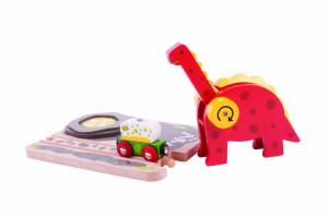 Macara-Dinozaur