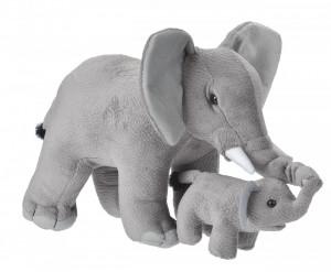 Mama si Puiul - Elefant