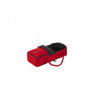 Port bebe cu manere SOFT Flame red Britax