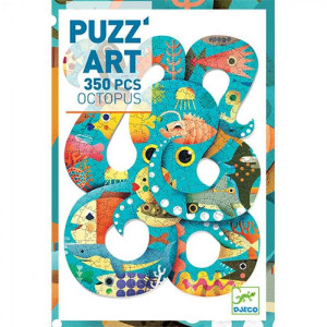 Puzzle Djeco Octopus