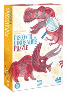 Puzzle Londji, Descopera dinozaurii