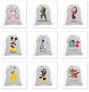 Rucsac personalizat pentru copii