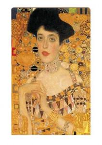 Semn de carte magnetic Klimt