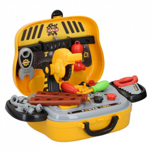 Trusa scule mecanic Eddy Toys