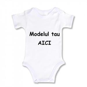 Body Bebe Personalizat Modelul Tau