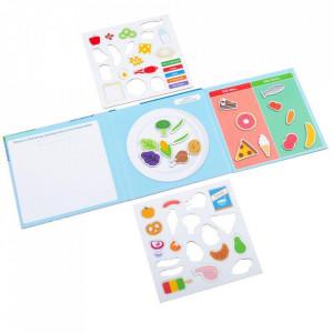 Carte magnetica - Grupuri de alimente