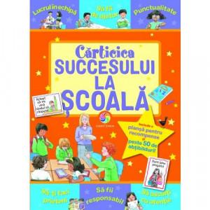 Carticica succesului la scoala - Carte povesti pentru copii