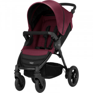 Carucior B-motion 4 Wine Red Britax