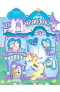 Casuta unicornilor (mov)